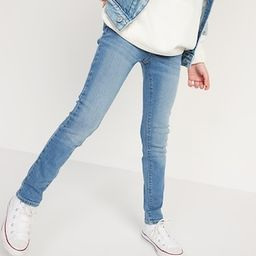 Skinny Built-In Tough Pull-On Jeans for Girls | Old Navy (US)