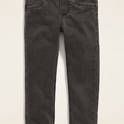 Gray-Wash Extra-Stretch Skinny Jeggings for Toddler Girls | Old Navy (US)