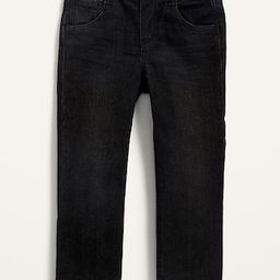 Unisex Pull-On Straight Jeans for Toddler | Old Navy (US)