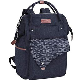 KROSER Laptop Backpack 15.6 Inch Stylish School Computer Backpack with USB Charging Port Water-repel   Amazon (US)
