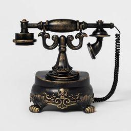Animated Spooky Victorian Telephone Halloween Decorative Prop - Hyde & EEK! Boutique™   Target