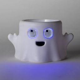Animated Ghost Candy Halloween Serving Bowl - Hyde & EEK! Boutique™   Target