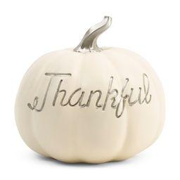 11in Thankful Pumpkin | TJ Maxx