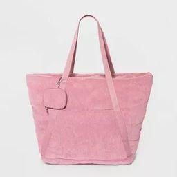 Tote Handbag - Wild Fable™ Pink   Target