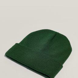 Hot Headed Knitted Beanie Hat   NastyGal