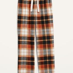 Matching Printed Flannel Pajama Pants for Women | Old Navy (US)