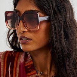 A La Mode Square Sunglasses | Free People (US)