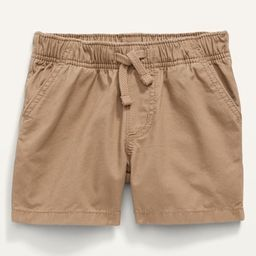 Twill Pull-On Shorts for Baby   Old Navy (US)