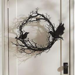 Spooky Wreath | West Elm (US)