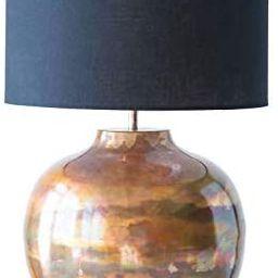 Creative Co-Op Table Lamp, Copper   Amazon (US)