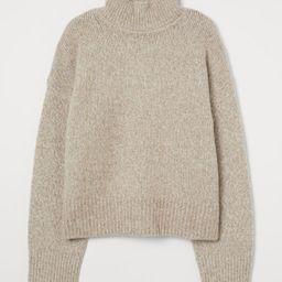 Turtleneck Sweater   H&M (US)