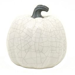 Celebrate Fall Together Crackle Finish Artificial Pumpkin Table Decor   Kohl's
