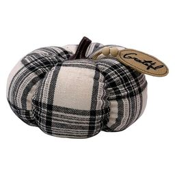 Celebrate Fall Together Small Flannel Pumpkin Table Decor   Kohl's