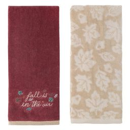 Celebrate Fall Together Fall Is In The Air 2-pack Hand Towel Set   Kohl's