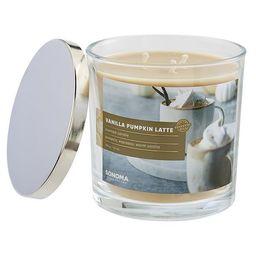 Sonoma Goods For Life® Vanilla Pumpkin Latte 14-oz. Candle Jar   Kohl's