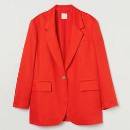 Oversized Jacket   H&M (US)
