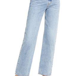 Women's High Waist Dad Jeans | Nordstrom