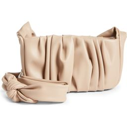 Ruched Baguette Crossbody Bag | Nordstrom