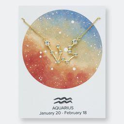 'When Stars Align' Constellation Necklace | Verishop