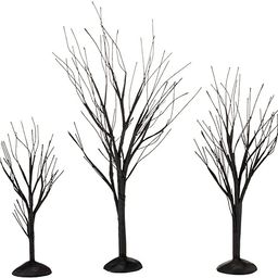 Department 56 Halloween Accessories for Village Collections Bare Branch Trees Figurine Set, Multi... | Amazon (US)