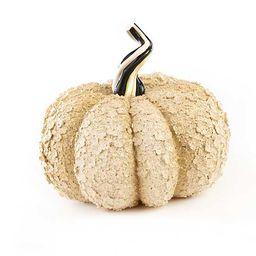 Autumn Harvest Pumpkin - Ivory | MacKenzie-Childs