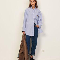 Cotton shirt   Sandro Paris (US)