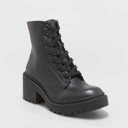 Women's Brie Combat Boots - A New Day™ | Target
