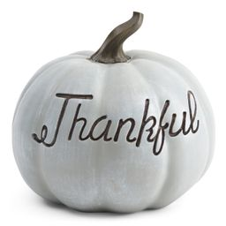 11in Thankful Pumpkin | Decor | Marshalls | Marshalls