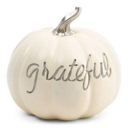 11in Grateful  Pumpkin | Decor | Marshalls | Marshalls