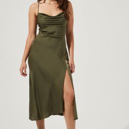 Gaia Midi Dress | ASTR The Label (US)