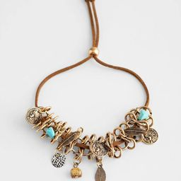 Western Charm Bracelet | Buckle