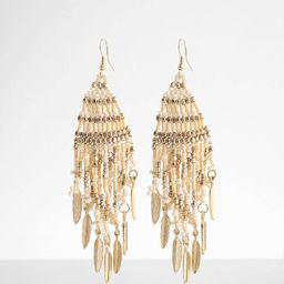 Fringe Seed Bead Earring | Buckle