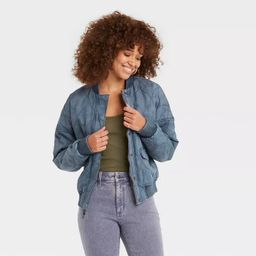 Women's Quilted Utility Jacket - Universal Thread™ | Target