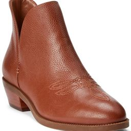 Lauren Ralph Lauren Lauren by Ralph Lauren Women's Prestyn Booties & Reviews - Boots - Shoes - Ma... | Macys (US)