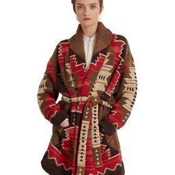Lauren Ralph Lauren Southwestern-Inspired Cardigan  & Reviews - Sweaters - Women - Macy's | Macys (US)