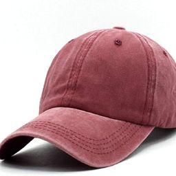 Mommy Jennie Unisex Vintage Washed Distressed Baseball Cap Adjustable Dad Hat | Amazon (US)