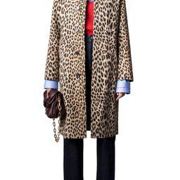 Gentlemen Leopard Print Cotton Canvas Coat   Nordstrom   Nordstrom