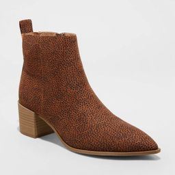 Women's Kennedy Ankle Boots - Universal Thread™   Target