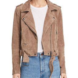 BLANKNYC                                                                Suede Moto Jacket   Bloomingdale's (US)