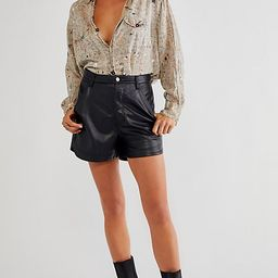 Lita Vegan Shorts | Free People (US)
