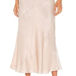 BB Dakota by Steve Madden Sway Of Life Skirt in Champagne from Revolve.com   Revolve Clothing (Global)