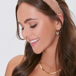 Faux Shearling Headband | Forever 21 (US)