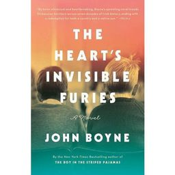 The Heart's Invisible Furies - by  John Boyne (Paperback)   Target