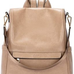 CLUCI Women Backpack Purse Fashion Leather Large Designer Travel Bag Ladies Shoulder Bags   Amazon (US)