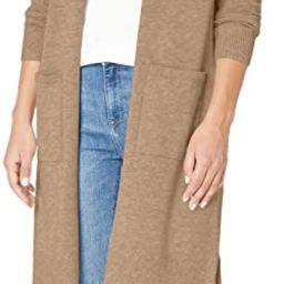 Amazon Essentials Women's Lightweight Long-Sleeve Longer Length Cardigan   Amazon (US)