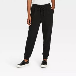 Women's High-Rise Ankle Jogger Pants - A New Day™   Target