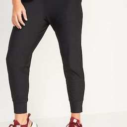 High-Waisted PowerSoft 7/8-Length Joggers for Women   Old Navy (US)