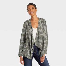 Women's Cargo Jacket - Knox Rose™   Target