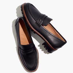 The Corinne Lugsole Loafer   Madewell