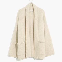 Mclean Shawl-Collar Cardigan Sweater   Madewell